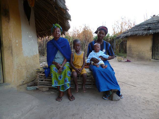 Olli in Africa